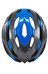Bell Event Helmet blue/charcoal